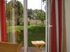 Blick aus dem Terassenfenster